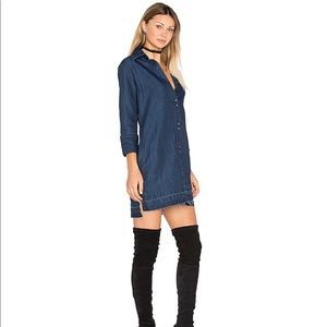 J Brand Bacall Shirt dress size Medium